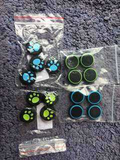 (BNEW) PS4/PS3/XBOX ONE & 360 THUMB GRIP (4pcs)