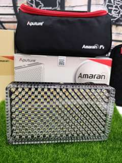 Aputure Amaran F7 LED light