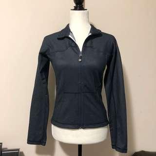 Lululemon 4/6 Denim Forme Jacket
