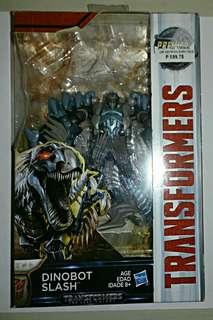 Transformers Premier Edition- DINOBOT SLASH