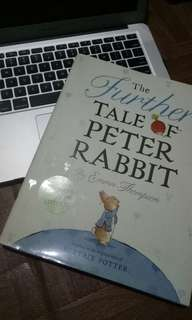 The Further Tale of Peter Rabbit with CD by Emma Thompson