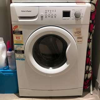 Washing Machine (Fisher&Paykel)