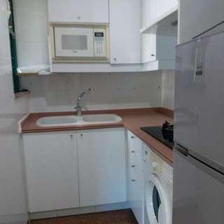 洗衣機 運作正常 因為租客不要所以搬走
