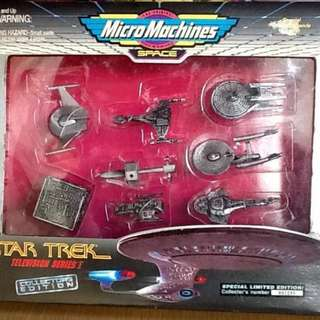 Star Trek Micro Machines