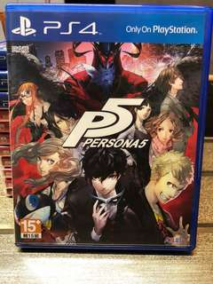 Persona 5 ONLY JAPAN
