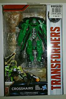 Transformers Premier Edition- CROSSHAIRS
