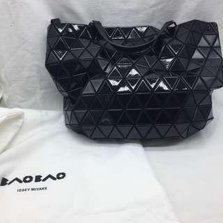 BAOBAO ISSEY MIYAKE two way bag