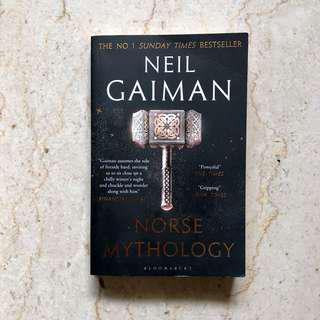 Norse Mythology New copy - New edition