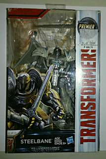 Transformers Premier Edition- STEELBANE