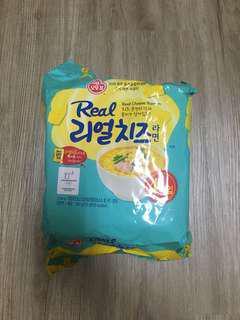 🚚 不倒翁 起司拉麵 Real cheese ramen