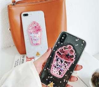 透明雪糕🍦造型iphone case