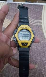 Jam tangan g-shock dw 004