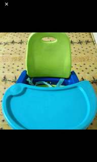 Baby booster seat (EUC)