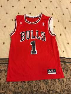 Chicago Bulls adidas  jersey