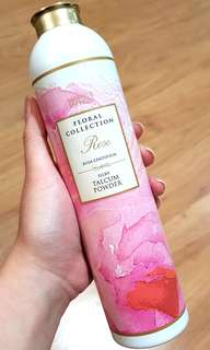 Marks & Spencer Rose Talcum Powder