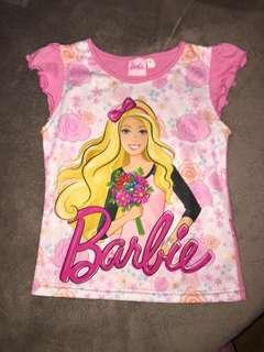 Authentic barbie top
