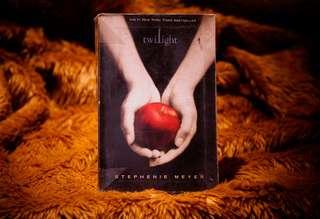 Twilight Saga (first 3 books only)