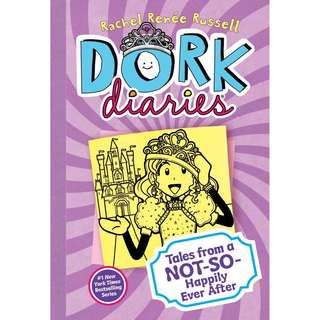 🚚 Dork Diaries 8 Tales from a Not-So-Happily Ever After