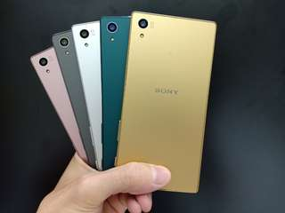 MURAH AJA Sony Xperia Z5 Big Rom Global