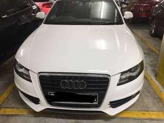 Audi A4 S-line 3.2A