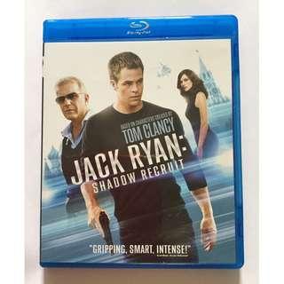 Jack Ryan: Shadow Recruit Blu Ray