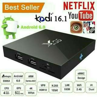 TV Box Android X96