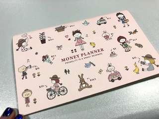 Artbox Cash Monitoring Notebook
