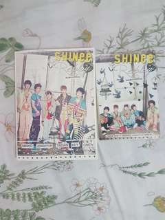 SHINee Album - Replay(Japanese)