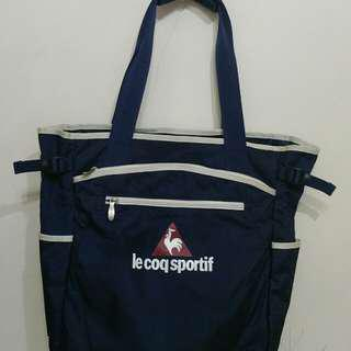 Le Coq Sportif 大公雞手提袋 旅行袋