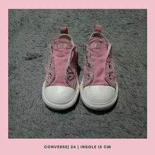 Sepatu converse anak ori