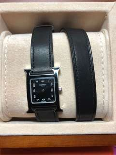 Hermes H watch 21x 21mm