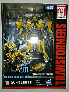 Transformers Studio Series 01- BUMBLEBEE