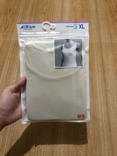 Uniqlo Airsim Sleeveless Top XL