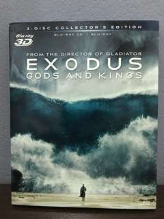 Blu-ray Disc Exodus Gods and Kings