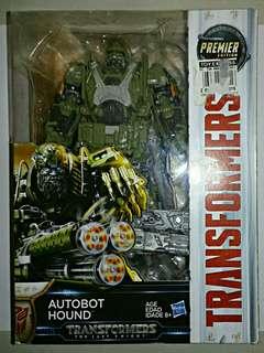 Transformers Premier Edition- AUTOBOT HOUND