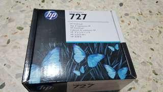 HP Designjet 727 Printhead and Cartridges