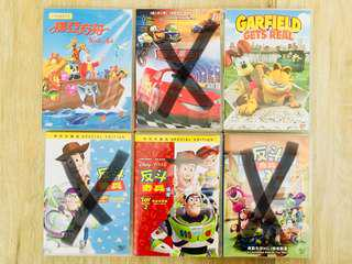 DVD 加菲貓 / 挪亞方舟