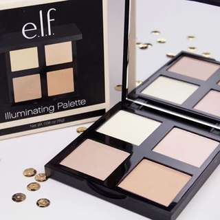 e.l.f. elf Illuminating Palette