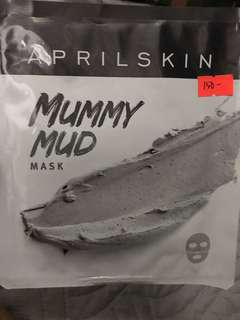 April Skin Mummy Mud Mask