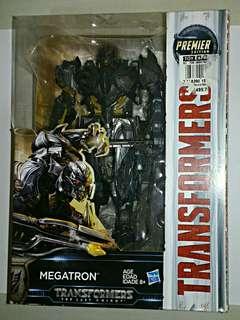Transformers Premier Edition- MEGATRON