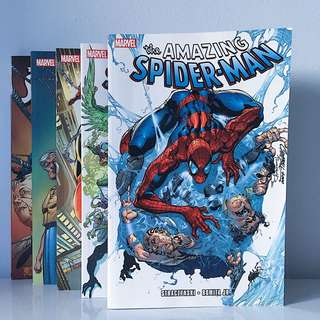 Amazing Spider-Man by JMS Ultimate Collection