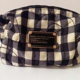 Marc by Marc Jacobs Nylon 化妝袋, 100% Real & 90% New