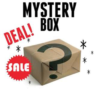 Mystery Box A Surprise For you