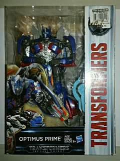 Transformers Premier Edition- OPTIMUS PRIME