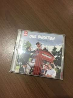 """One Direction - """"Take Me Home"""" Album"""