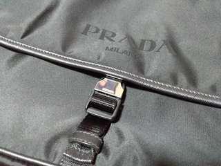 Prada Milano Nylon TESSUTO Sling Bag