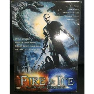 Fire and Ice: The Dragon Chronicles Movie (Authentic DVD)