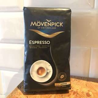 Movenpick Espresso coffee beans (500g)