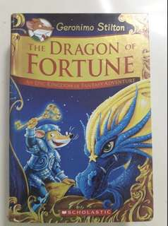 Geronimo Stilton - Dragon of Fortune