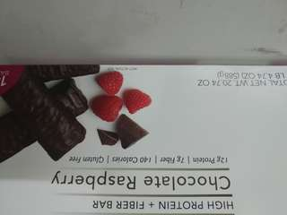 Chocolate Raspberry 14 Bars